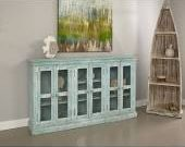 Aruba Distressed Console