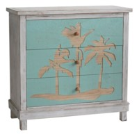 Palm Harbor 3-drawer chest
