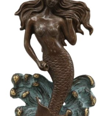 Mermaid Doorknocker