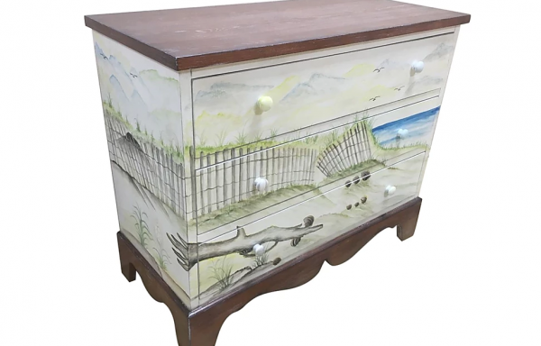 LPS Seagrass Cabinet