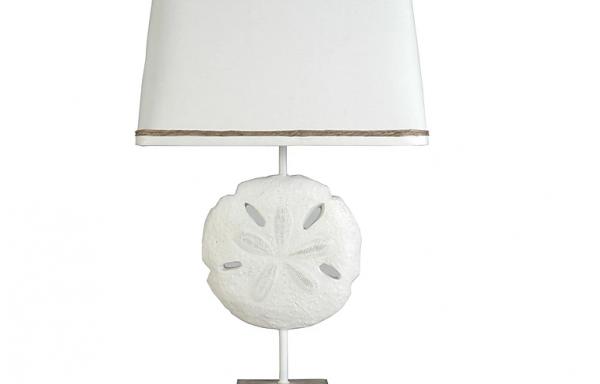 LPS Sand Dollar Lamp