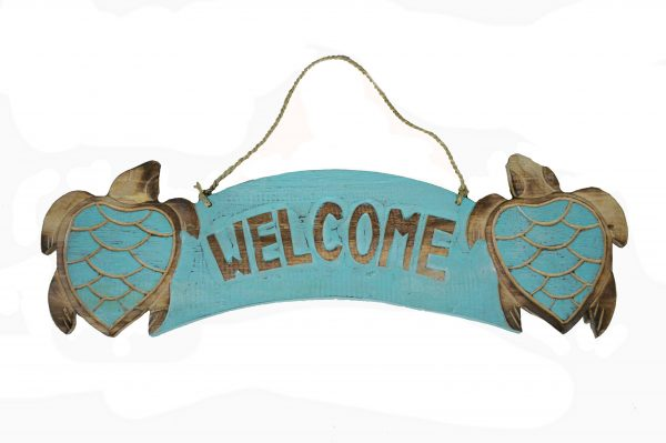 Sign – Welcome Turtles