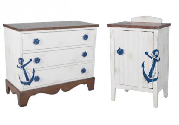 LPS Shoreline Anchor Accents