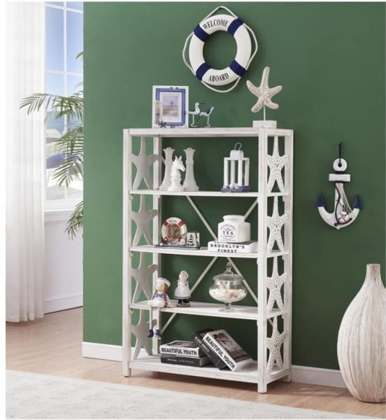 Starfish Bookcase